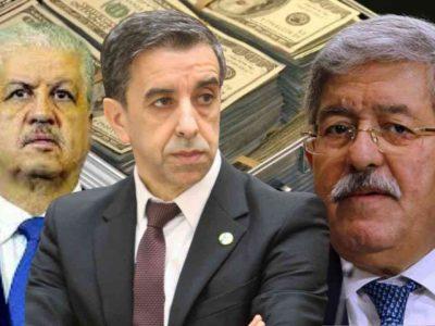 algérie haddad sellal ouyahia