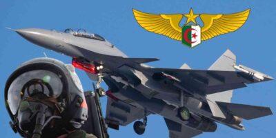 algérie armée air afrique