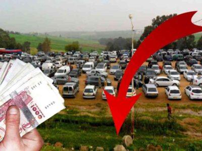 algérie prix véhicules coronavirus