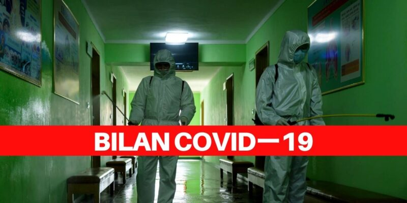 Algérie Coronavirus 26 juillet