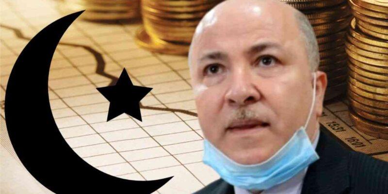 algérie finance islamique noir
