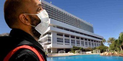 Algérie hôtels rapatriés