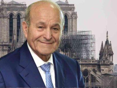 Algérie Rebrab cathédrale Paris