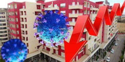 Algérie Coronavirus immobilier