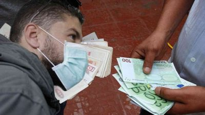 Algérie devise coronavirus