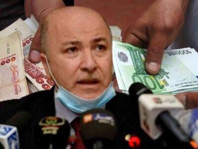 algérie devise marché noir