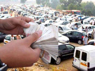 marché voitures occasion Algérie