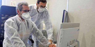 Algérie lutte coronavirus