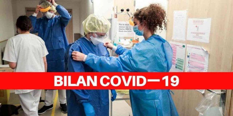 Algérie Coronavirus 07 juillet