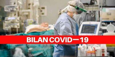 Algérie Coronavirus 08 juillet
