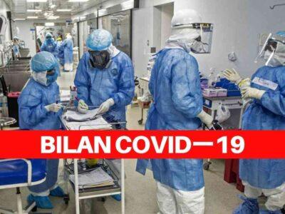 Algérie Coronavirus 13 juillet