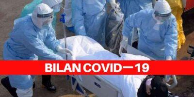 Algérie Coronavirus 15 juillet