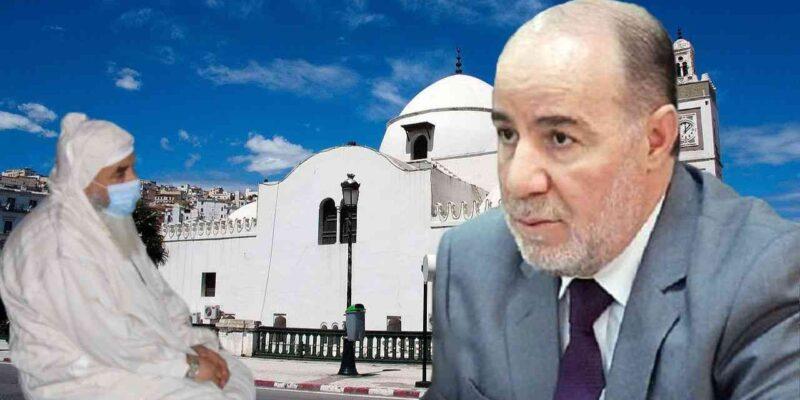 algérie réouverture mosquées coronavirus