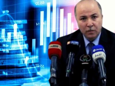 algérie plan relance économique
