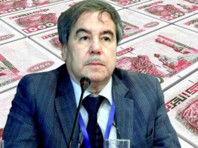 algérie planche billets