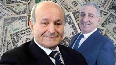 Algérie Rebrab Benhamadi