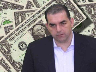 algérie marché noir dollars