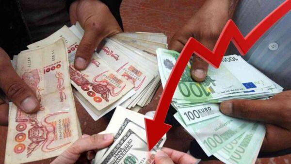 Algérie devises marché noir
