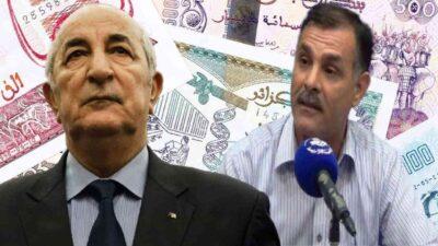algérie récupérer marché noir