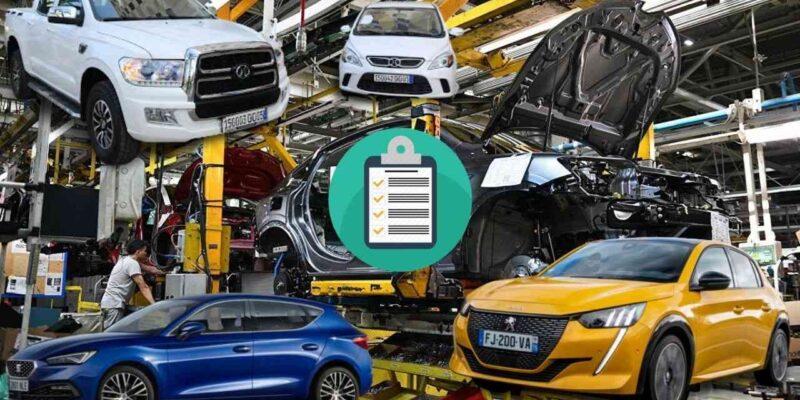 algérie montage importation voitures