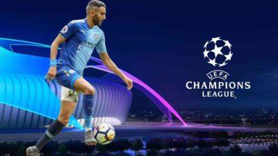 Mahrez ligue champions