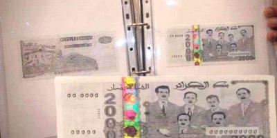 algérie 2000 200 da