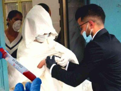 Coronavirus Algérie marient