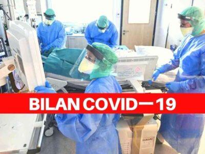Algérie Coronavirus 28 juillet