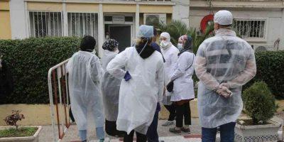 Coronavirus en Algérie Wilaya