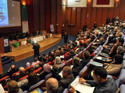 Algérie rentrée universitaire