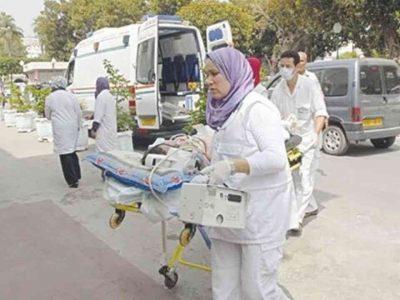 Coronavirus confinement Sétif Algérie