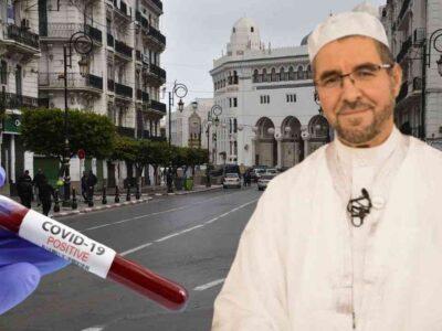 coronavirus algérie confinement haram