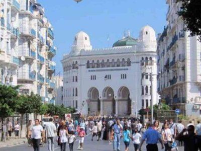 Algérie habitants