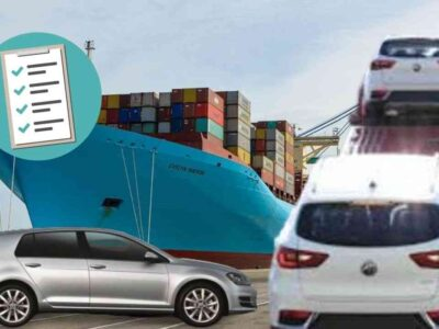 importation voitures Algérie délais