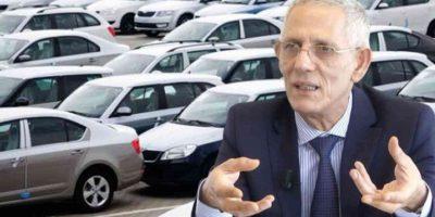 algérie importation voitures
