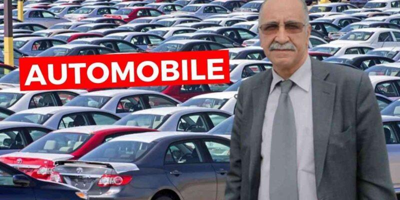 importation voitures Algérie Yaddadene