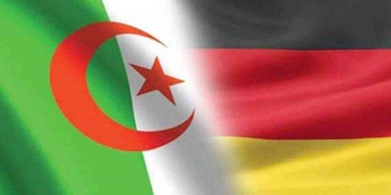 frontières allemagne algérie maroc