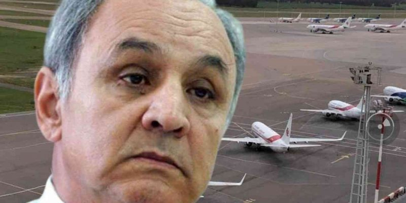 vols Algérie ouverture frontières