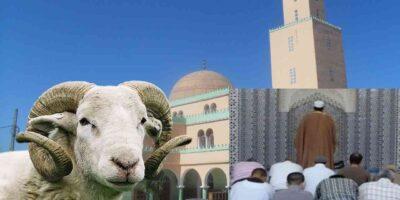 mosquées aïd adha imams