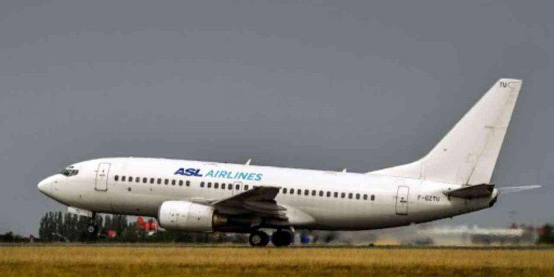 vols Algérie ASL Airlines