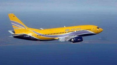 vols Algérie vers France