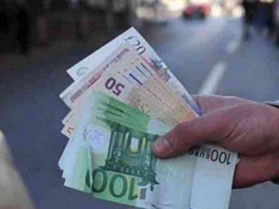 Euro au Dinar Algérien