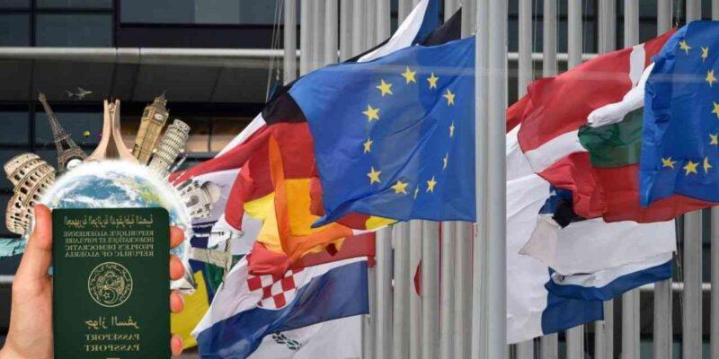 UE ouverture frontières Algérie