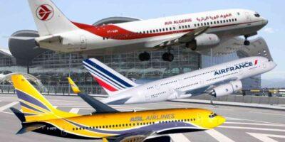 vols air Algérie France
