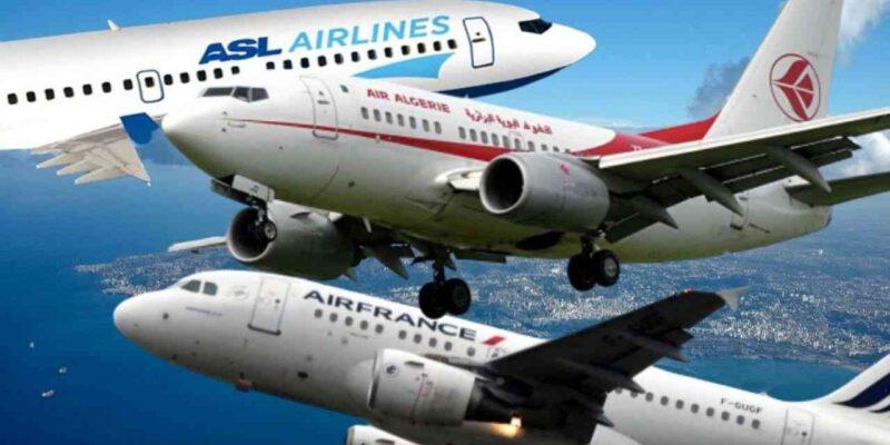 Air Algérie ASL Airlines