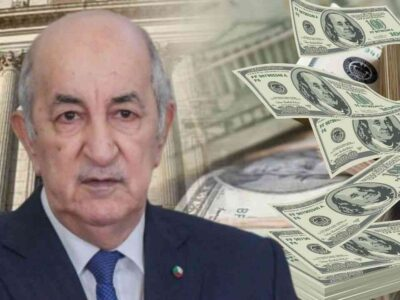 Algérie réserves change Tebboune