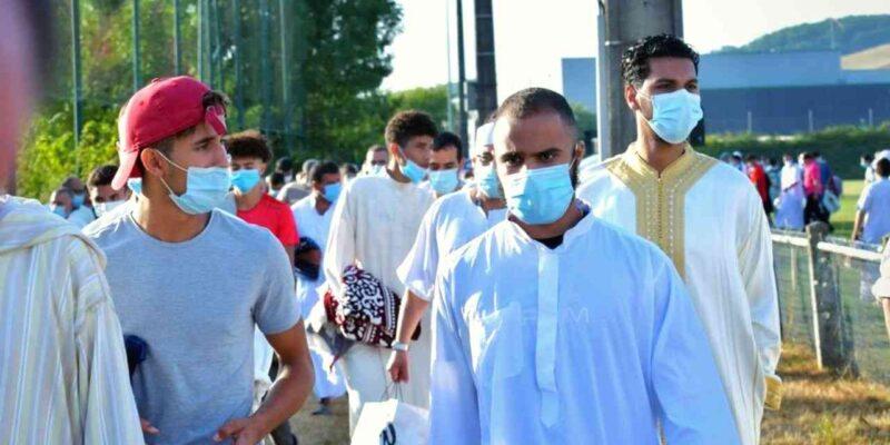 Algérie Coronavirus Feux forêts