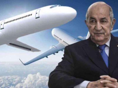 Algérie nouvelle compagnie aérienne