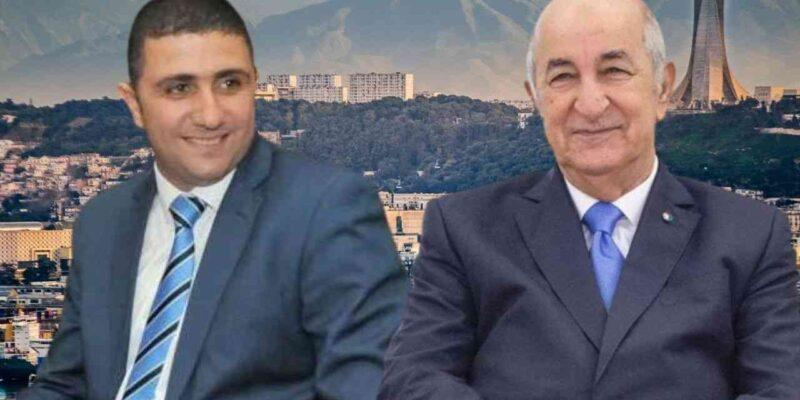 algérie député tebboune frontières