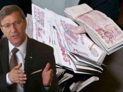 Algérie marché noir fiscale